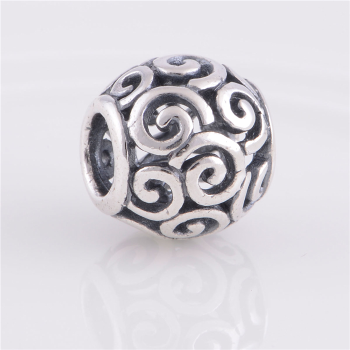 Pandora Jewelry Cloud: Wholesale 925 Sterling Silver Screw Core Cloud Stopper