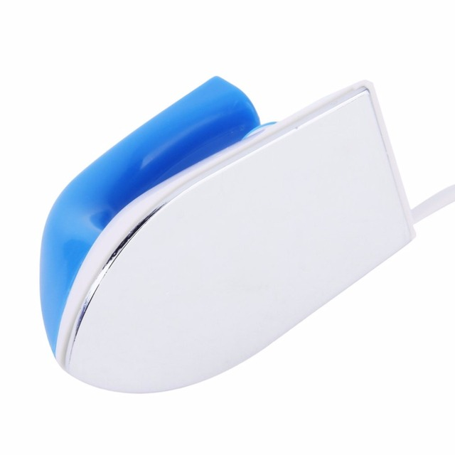 Handheld Mini Portable Electric Iron Laundry Appliances Iron Tool Household Irons Static Dust-proof For Traveling Equipment 2