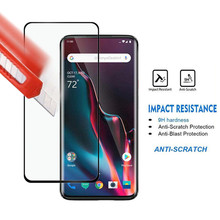 Ultra HD transparent tempered glass scratch-resistant wear-resistant screen protector mobile phone film for Oneplus 7 Pro #Zer