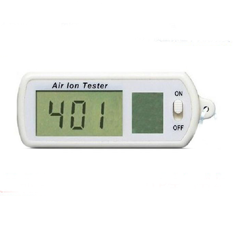 AIR Aero Anion Tester / ion meter / aeroanion detector Negative oxygen ions tester ion air oxygen detector 60 packs 600 pcs anytime brand soft care feminine cotton anion active oxygen and negative ion sanitary napkin for women bsn60