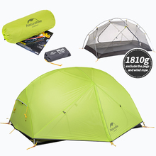 Brand 2-person C&ing Tent 3 Season Warm/Cool Tent Double Layer Ultralight Waterproof : bivouac tent - memphite.com