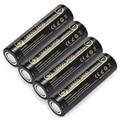 4 pcs HK LiitoKala Lii-34A 3.7 V 18650 3400 mah batterij voor NCR18650B 34B Oplaadbare Batterij voor zaklamp/zaklampen /Lamp