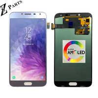 Super AMOLED LCD pour Samsung Galaxy J4 J400 J400F J400G/DS SM-J400F LCD écran tactile numériseur assemblée remplacement