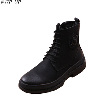 New Brand Boots Men Leather Botas Hombre High Quality Modis Men British Military Boots Autumn Winter Work Shoes Safety Shoes