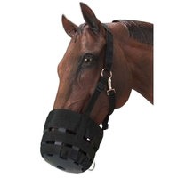 MOYLOR Top Quality Horse Mouth Cover Horse Equestrian Anti Bite Mouth Cover Horse Care Product Riding