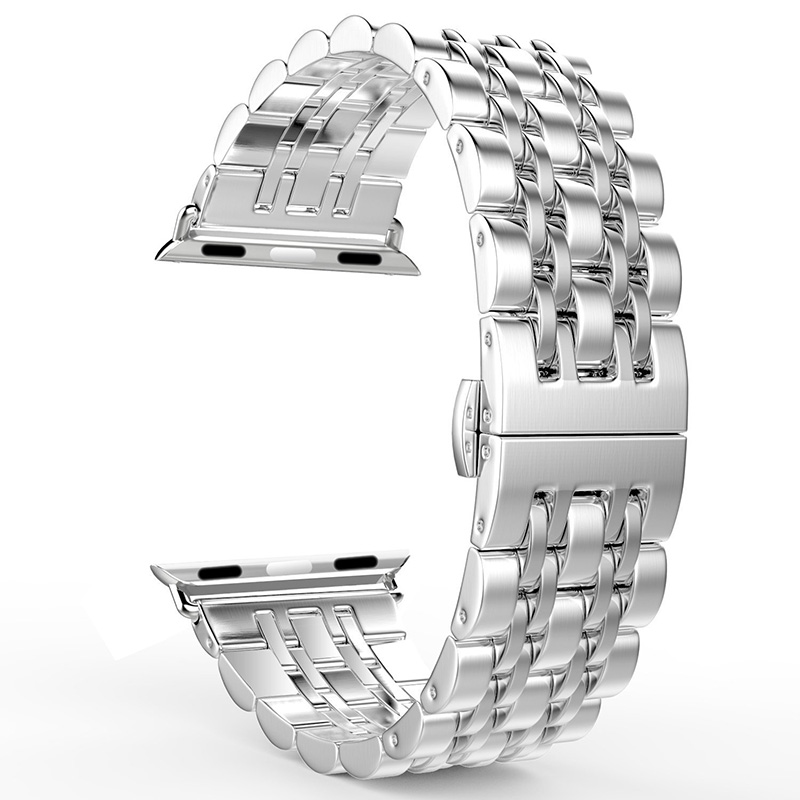 Byzylyk Watchbands Steel Stainless Steel For IWatch Apple Watch Band - Aksesorë për orë - Foto 4