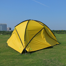 5-8 man Outdoor c&ing sunshelter triangle velarium awning beach tents UV-protect waterproof & Buy 5 men tent and get free shipping on AliExpress.com