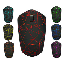 Brand Mouse Durable Gaming Mouse 2.4G Wireless 3 Buttons LED