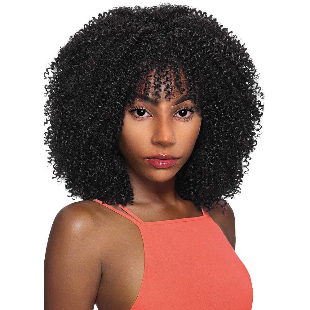 Гаванские кудри волос Синтетические косички для наращивания Ombre Плетение Наращивание волос бразильский Джерри пучки волнистых волос странный вьющиеся волосы основная