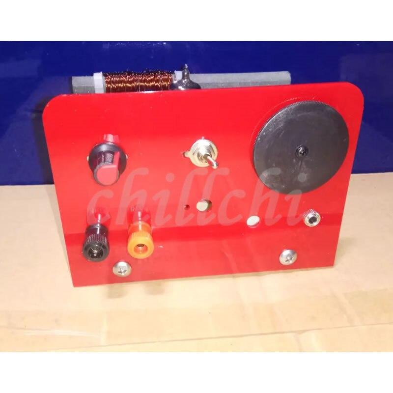 Hot Sale] 1PCS/LOT 6P1 tube transmitter 5W tube shortwave