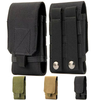 Men S Universal Tactical Cell Phone Case Hip Bags Belt Pocket For LG X Power 2