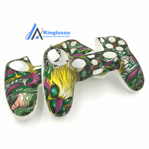 Image 5 - Customize Special Soft Silicone Gel Guards Sleeve Skin Rubber Cover Case for Playstation 4 PS4 Pro Slim Controller