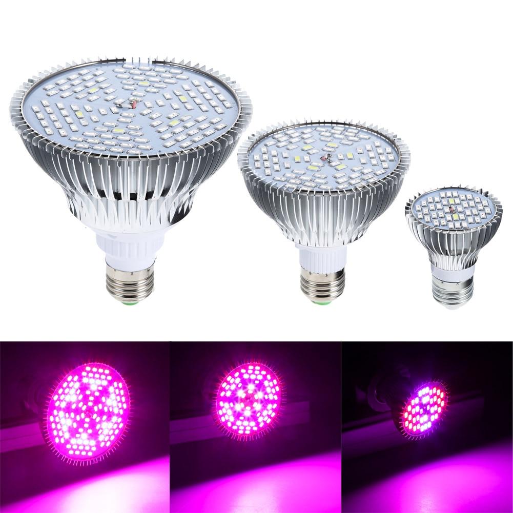 30 50 80w Grow Light Led Full Spectrum Led Grow Light E27