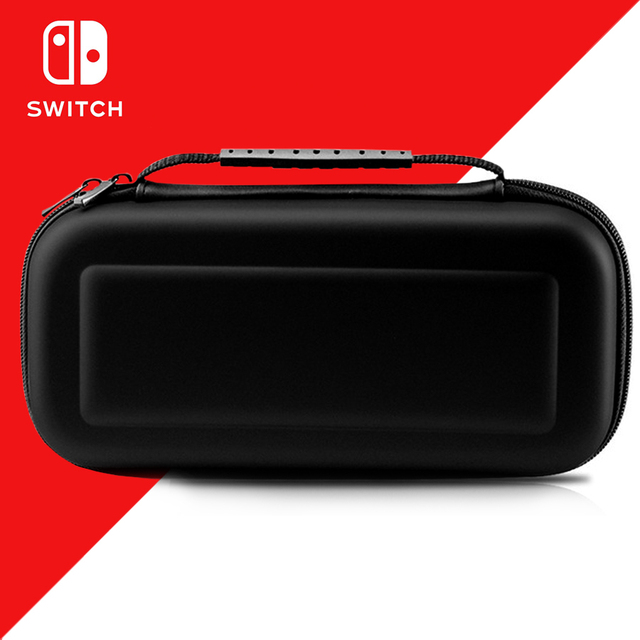 Nintend Switch NS Accessories Portable Travel Carrying Bag Nintendos Switch EVA Protective Case Bags for Nintendo Switch Console 3