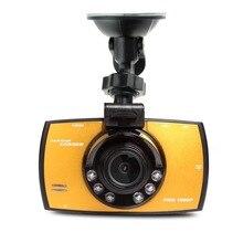 Mini Cámara Del Coche Dvr Hd 1920×1080 P Grabadora Dashcam Vídeo Registrator DVRs G-sensor de Visión Nocturna Dash Cam Novatek 96220