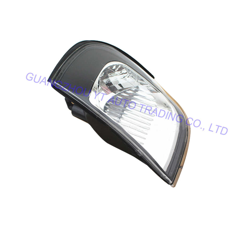 capqx front headlight headlamp marker light for volvo s80 1999 2000 2002 2005 2006 corner turn  [ 1000 x 1000 Pixel ]