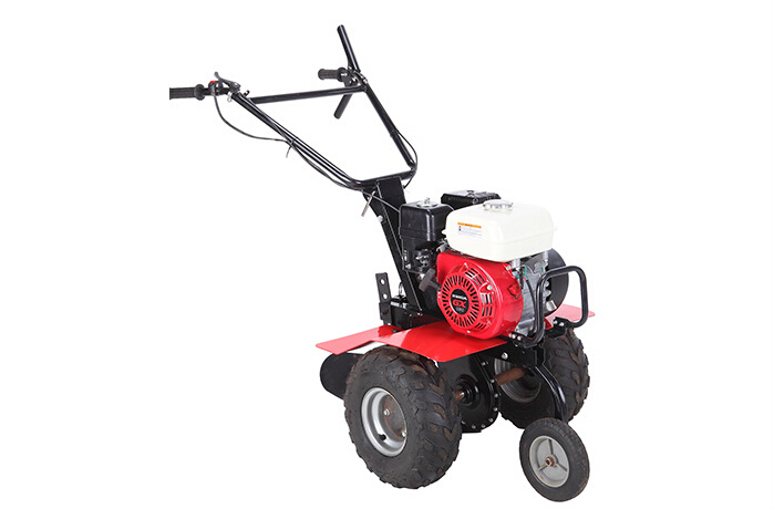 6 5hp Walking Hand Push Small Type Manual Rotary Tiller In