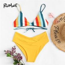 b6f868157a51 Compra multicolor strap bikini y disfruta del envío gratuito en ...