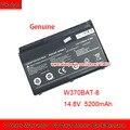 Echt W370BAT-8 (SIMPLO) 6-87-W37SS-427 W350ET Batterij voor Clevo W370ET W350ETQ W370SK K590S K650C K750S W350ST W35XSS-370SS