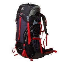 70L Outdoor Sports Travel Hiking Backpack Waterproof Shoulders Bag Rucksack