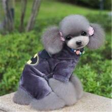 Warm Dog Clothes Clothing  Pet Chihuahua Pug Coat Jacket For Small Medium Dogs Yorkshire Bulldog