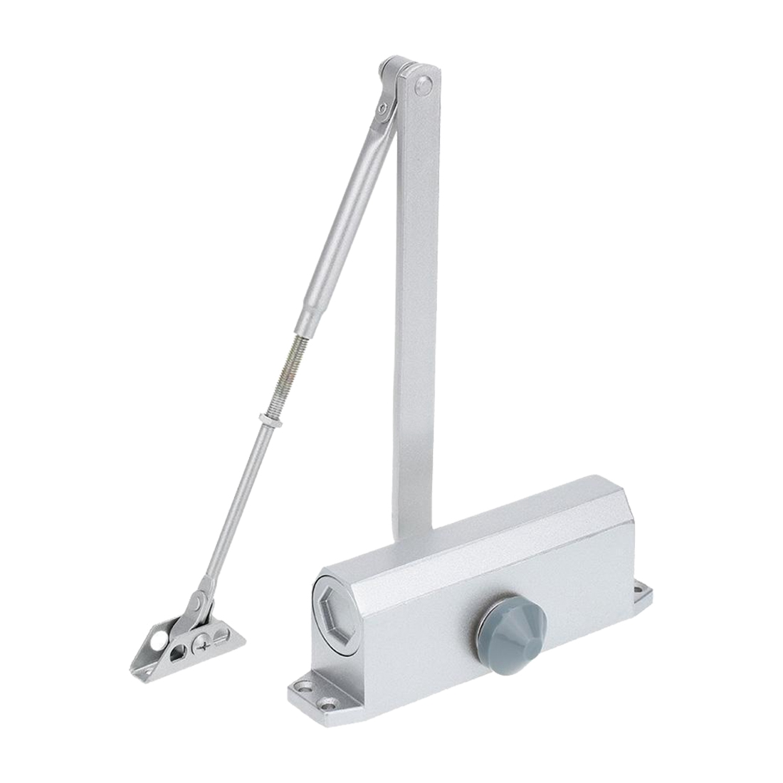 65-85KG Automatic Heavy Duty FIRE RATED Door Closer 45 65kg automatic heavy duty fire rated door closer 90 degrees door closer spring automatic door closer for home & garden