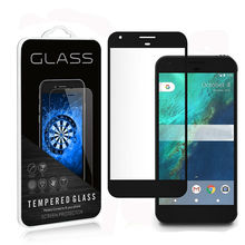 2.5D full coverage tempered glass for Google Pixel 9H Clear explosion proof cover full screen glass film for Google Pixel XL