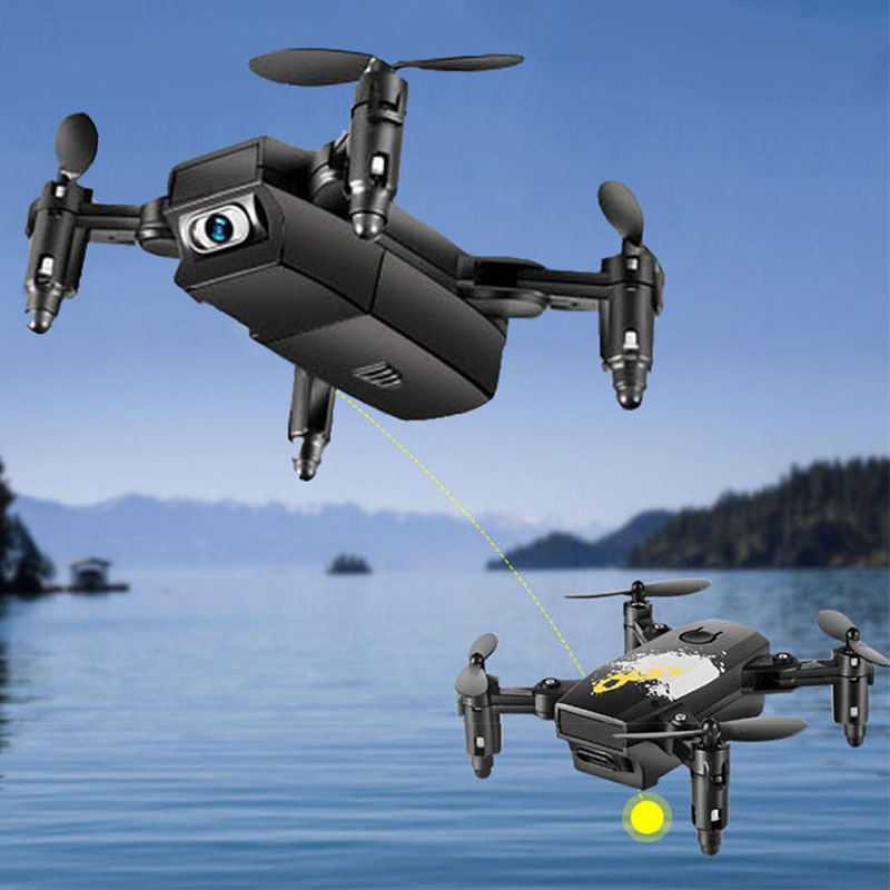 PIP GAMES Smart Mini RC Drone with Camera Foldable Pocket RC Helicopter Eachine E58 Remote Control Quadcopters PGM045 пропеллеры eachine для e58 each 798063