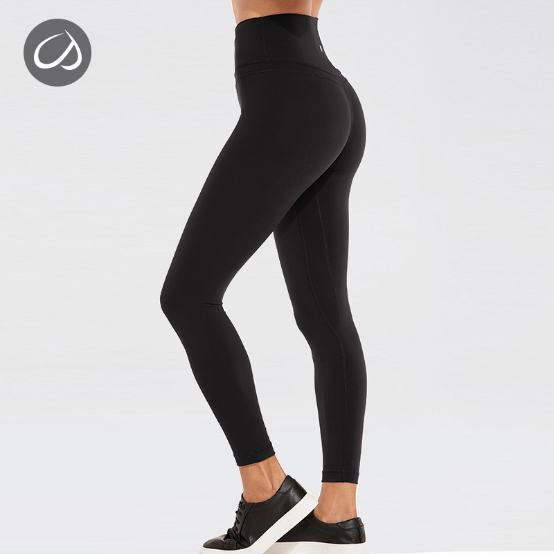 CRZ YOGA Womens High-Rise Tight Yoga Pants Workout Fitness Leggings With High ElasticityCRZ YOGA Womens High-Rise Tight Yoga Pants Workout Fitness Leggings With High Elasticity