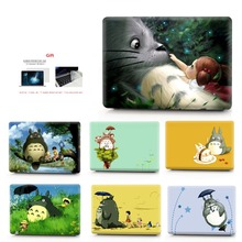 цена на Totoro Color printing  Laptop Case For MacBook Air Retina Pro 11 12 13 15 For MacBook with Touch Bar New Air 13 New Pro13 15