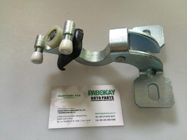 FOR Fiat Ducato Jumper Boxer 94-06 sliding door roller guide & hinge middle right 1336737080 1334553080 9033.E9 9033E9