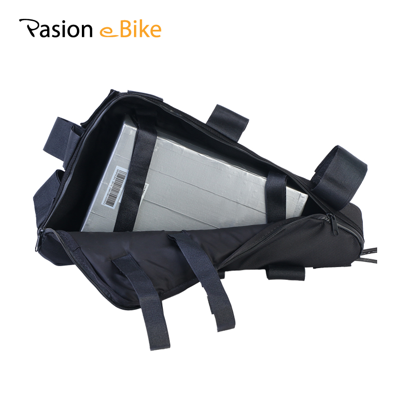 PASION E BIKE 52 v 20.3ah Triangolo Batteria Bicicletta Elettrica Batteria Al Litio 52 v Batteria Con 5A Caricabatterie borsa triangolo