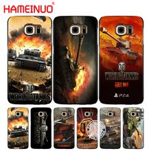 HAMEINUO Мир танков сотовый телефон чехол для samsung Galaxy A3 A310 A5 A510 A7 A8 A9 2016 2017 2018