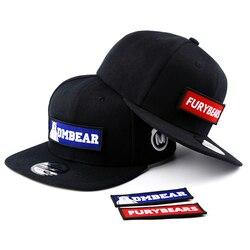 Unisex Top Kwaliteit Beer Baseball Caps Snapback Gay Fury Beer Cap Hiphop Hoed 2 Vervangen Doek Badge Patch Omtrek: 56-63 cm
