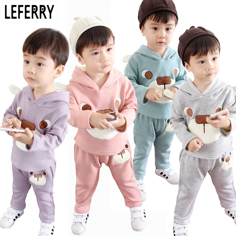 3a581d7a820ef Aliexpress.com : Buy 2018 Winter Kids Clothes Boys Girls Clothing Sets  Children Clothes Baby Girls Toddler Boys Clothing Boutique Korean Coat +  Pants ...