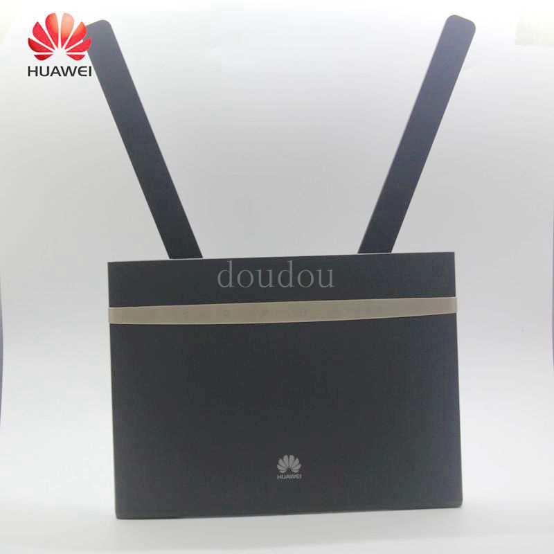 Unlocked Huawei B525 4G 300Mbps LTE CPE Wifi Router With SIM Card Slot B525s-23A Wireless  Router With Antenna