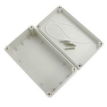 Горячий водонепроницаемый пластиковый корпус для электронных проектов чехол коробка 158x90x60 мм