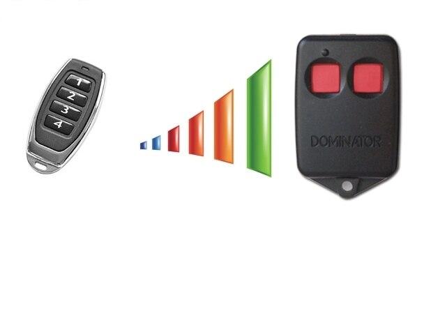 Dominator Thx4 Remote Dominator 315mhz Rolling Code Remote