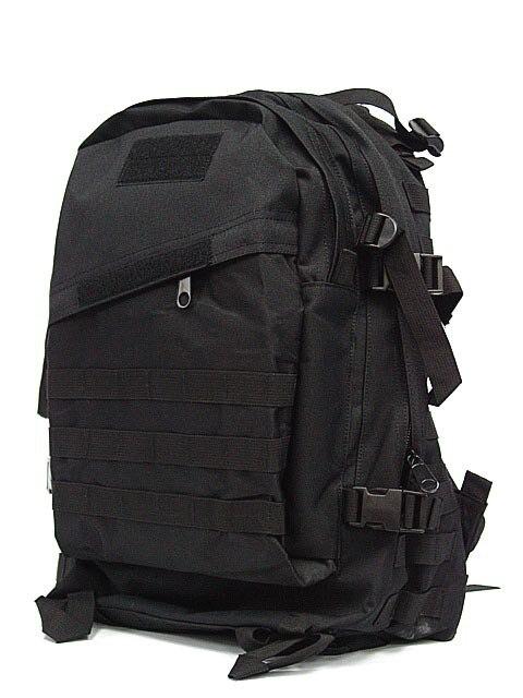 Sac tactique militaire 3D en plein air sac à dos d'escalade sac à dos de Trekking 40L pour le Camping voyageant