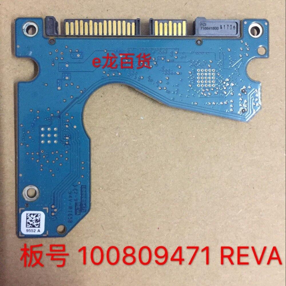 ST PCB logic board printed circuit board 100809471 REV B for ST 2.5 SATA hard drive repair ST1000LM035 ST2000LM007 ST500LM030ST PCB logic board printed circuit board 100809471 REV B for ST 2.5 SATA hard drive repair ST1000LM035 ST2000LM007 ST500LM030