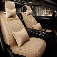 5D Styling Car Seat Cover for Nissan Altima Rouge X trail Murano Sentra Sylphy Versa Sunny Tiida High fiber Car pad