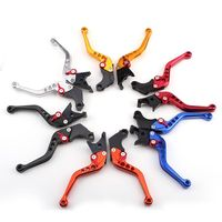 Motorcycle Clutch Brake Lever For HONDA CB400 VTEC CBR250 CBR400 NSR250 VFR400 MC19 MC17 MC22 MC23
