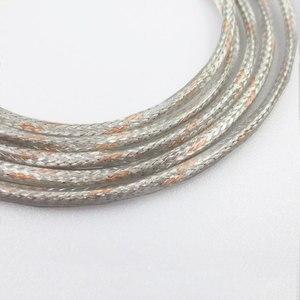 Image 3 - MMCX כבל עבור Shure SE215 SE315 SE425 SE535 SE846 זהב מצופה אוזניות אוזניות אוזניות החלפת כבלים עבור iPhone xiaomi