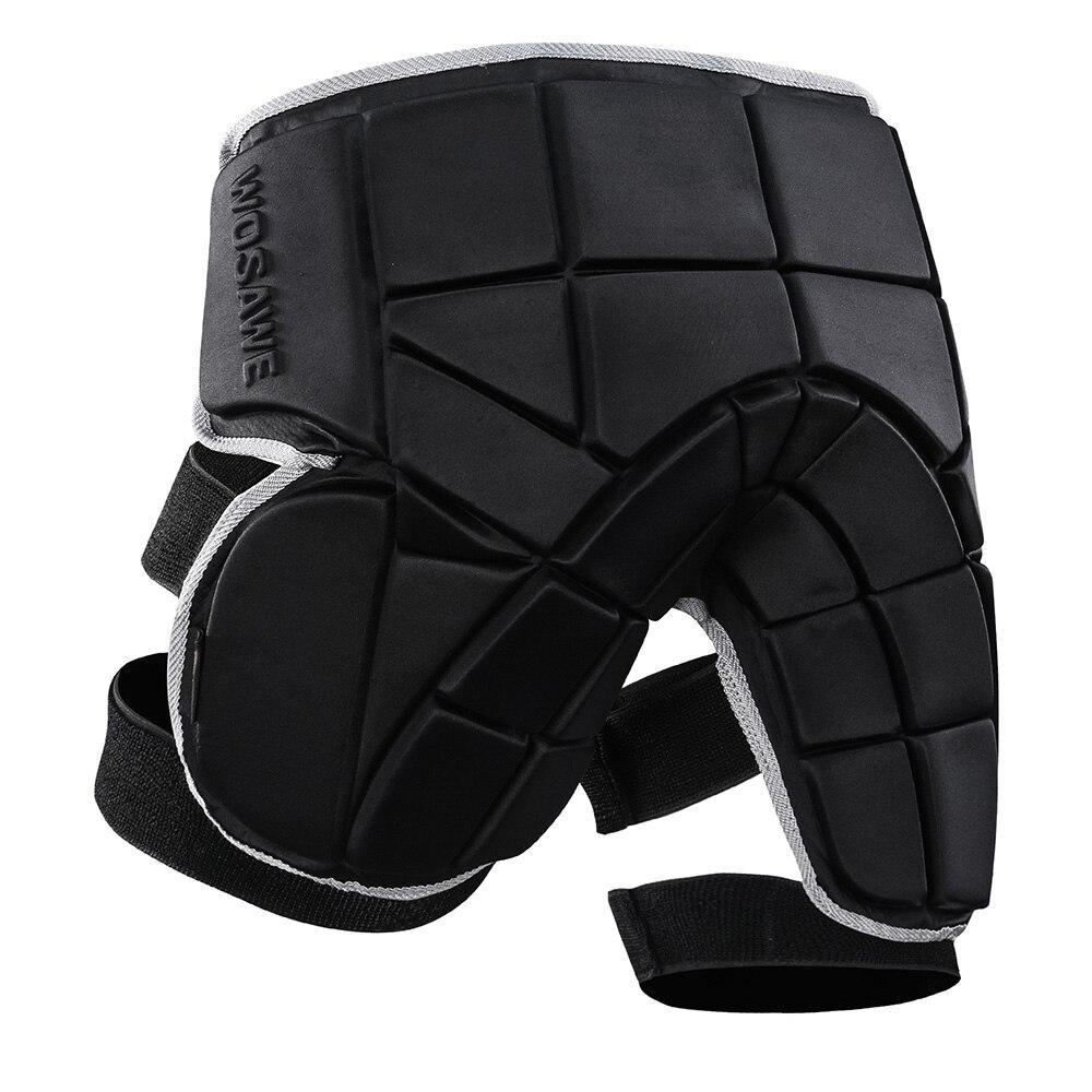 Short de Protection de hanche en EVA pour Sports de plein air courts, patinage, snowboard, Protection des hanches, rembourré
