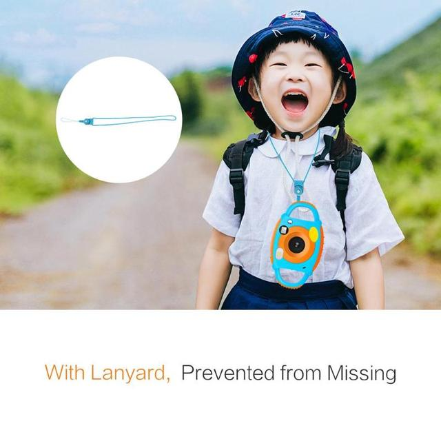 1080P 5MP Cartoon 1.77″ Mini LCD Camera HD 500W Digital Camera For Kids Fresh Camcorders For Children Funny Automatic Camera