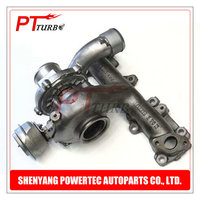 Complete Turbine for Opel Vectra C / Zafira B 1.9 CDTI 88 Kw 120Hp Z19DT full turbocharger 752814 740080 turbolader Balanced