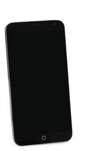 ФОТО For Meizu MX4 LCD Display +Touch Glass Digitizer Screen +frame Assembly black by free shipping