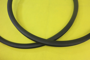 Image 5 - cheap 29er XC tubeless MTB carbon rims 30mm x 30mm UD Matte 29inch 24 28 32H cross country wheelset parts