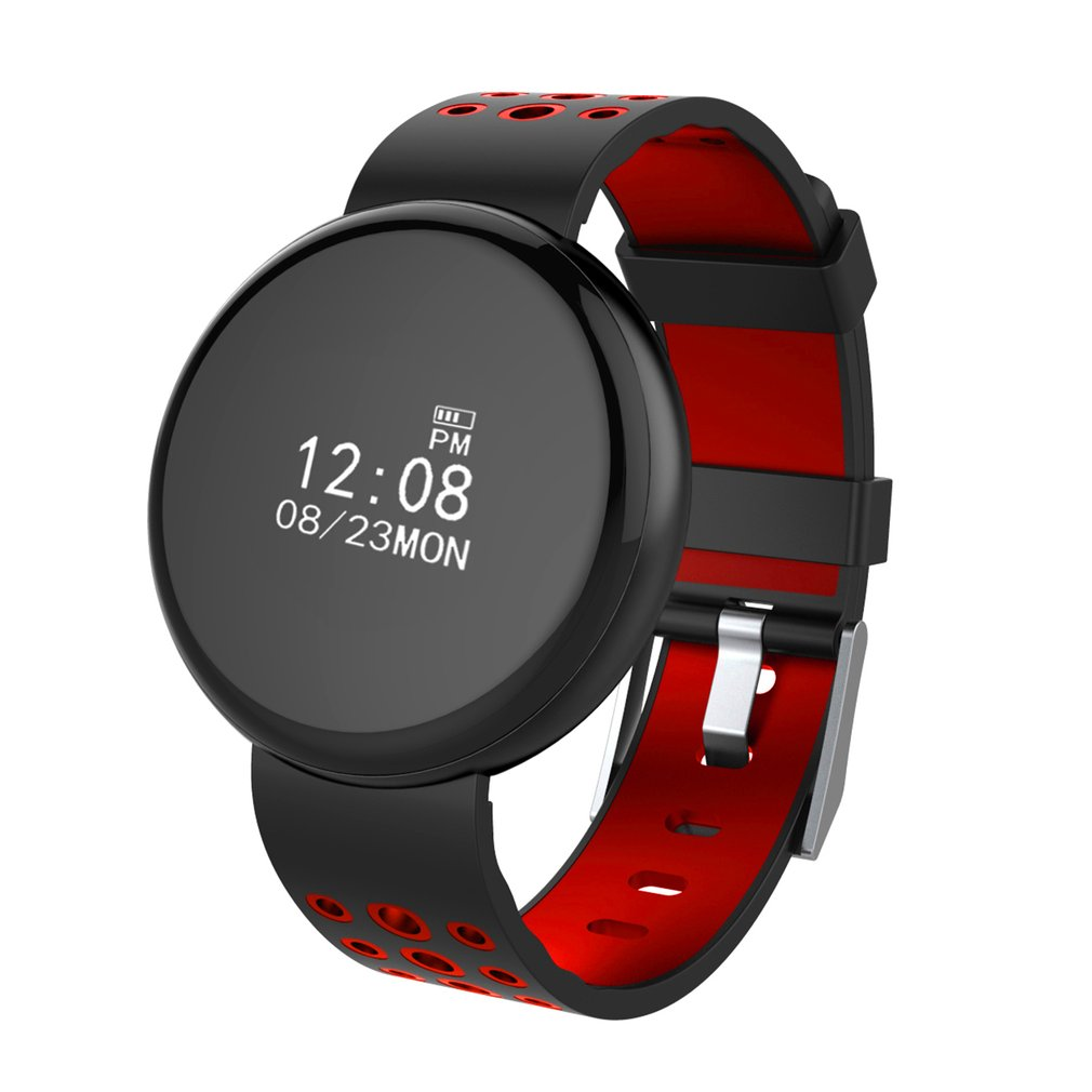 I8 0.66 inch Round Screen Outdoor Smartwatch