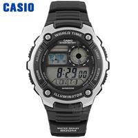 Casio Watch Multifunctional Sport Student Electronic Watch AE 2100WD 1A AE 2100W 1A